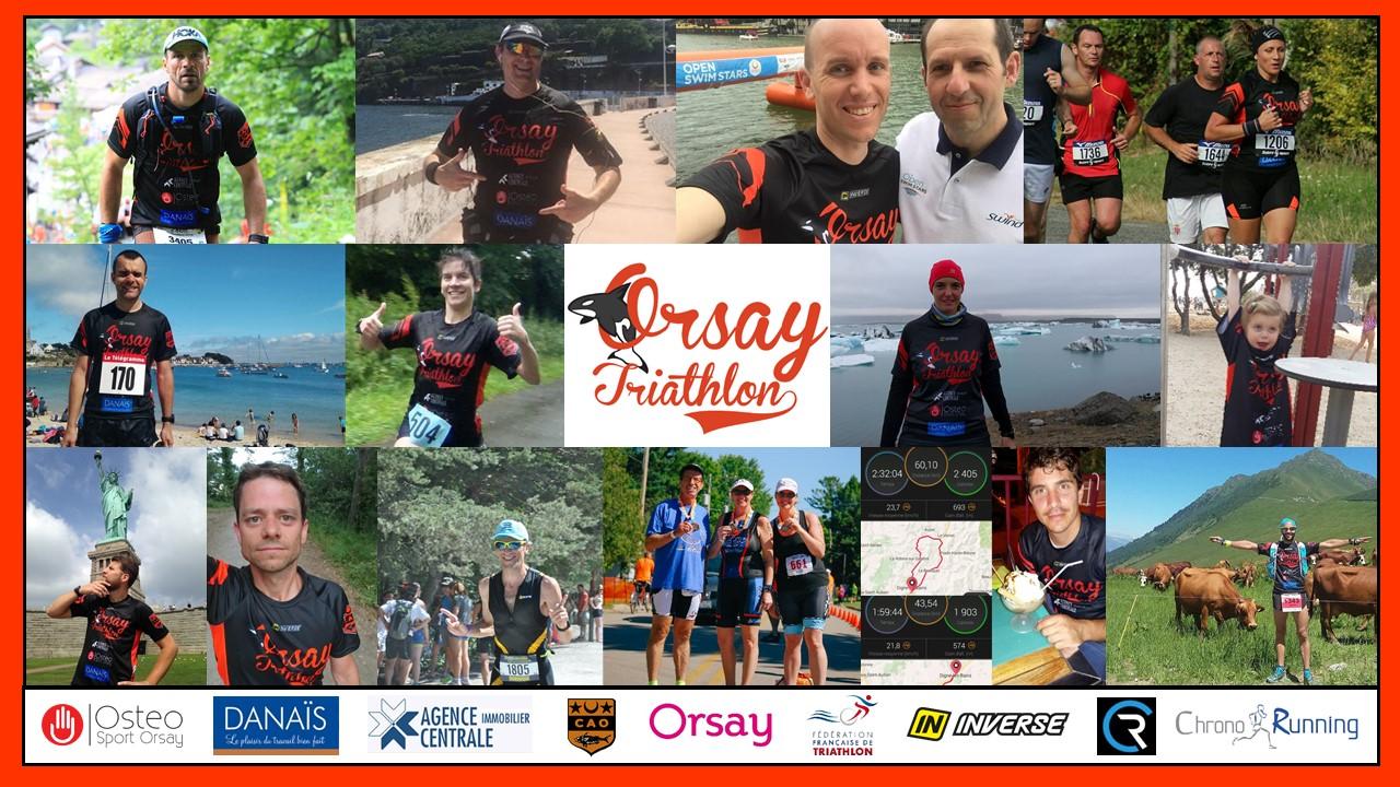 Un été avec Orsay Triathlon et la rentrée…