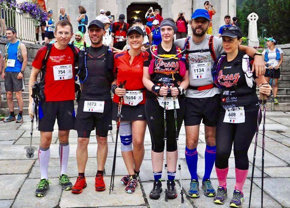 Triathlon de Deauville, Nouatre, marathon du Mont Blanc et la dourdannaise !