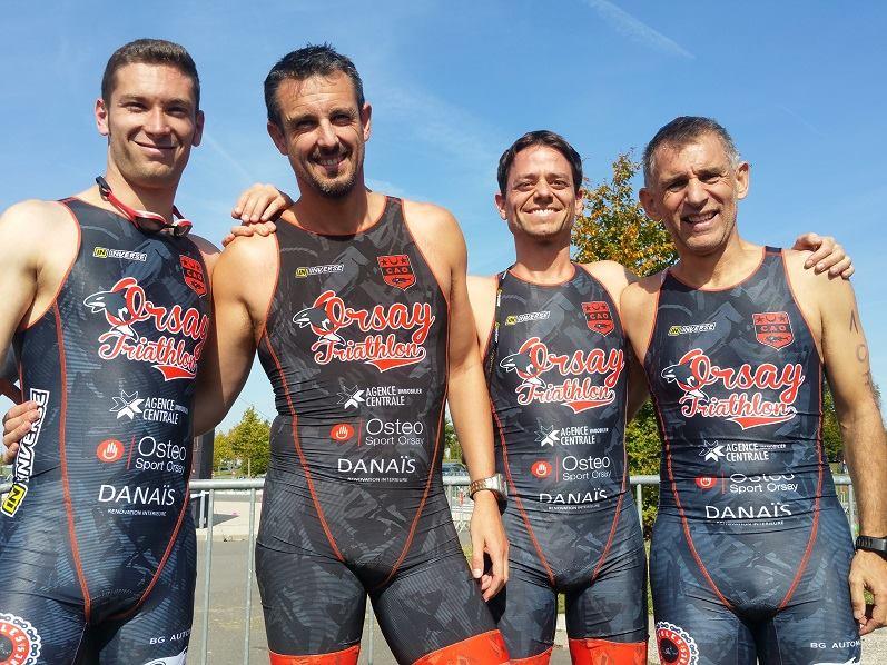 Triathlon de Chartres, Paris-Versailles et Disneyland Paris Magic Run!