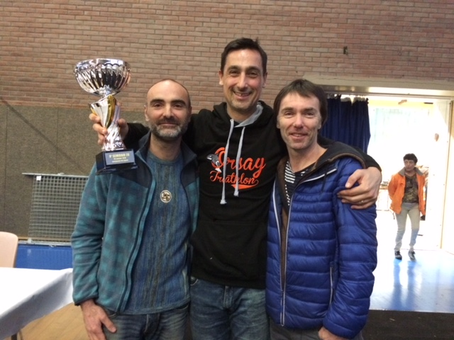 Orsay Triathlon vainqueur sur le semi raid 28