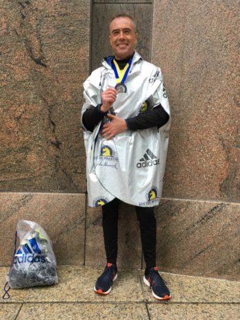 Marathons de Boston et de Prague