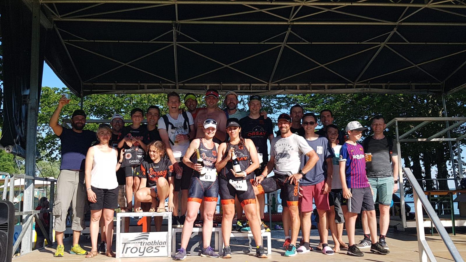 Triathlon de Troyes et FrenchMan !