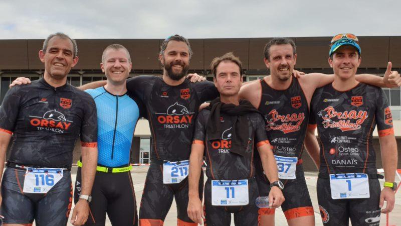 Triathlon de Palaiseau !