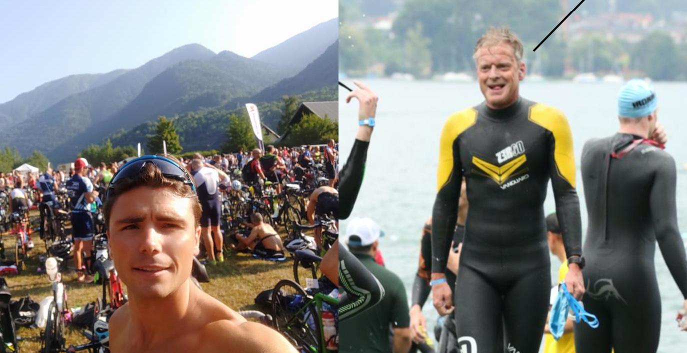 l'IronMan de Zurich et le triathlon de l'Alpes d'Huez !