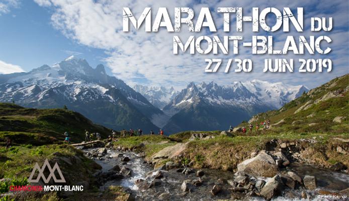 Marathon du Mont Blanc !