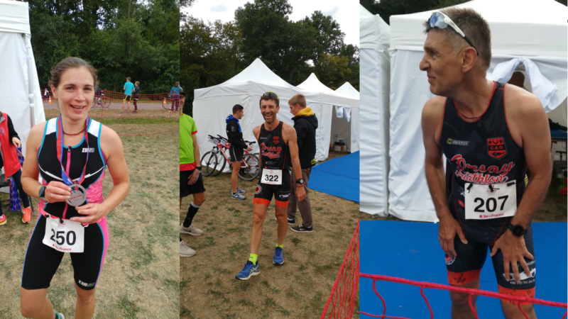 Trialong, D-Day Raid et triathlon de Meaulnes !